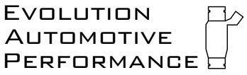 Evolution Automotive Performance